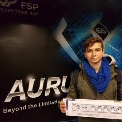 Alihan Kasap - FSP 6'lı Akım Korumalı Priz Çoklayıcı